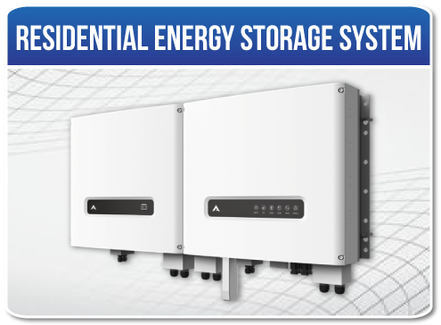 Residential Energy Storage System