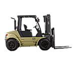 UN Heavy Duty Diesel Forklift 5.0/6.0/7.0t