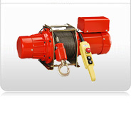 Electric Winch- JC