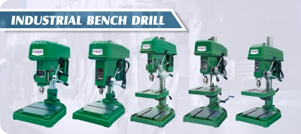 Industrial Bench Drill