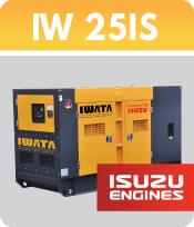 Jual Silent Generator 24kw