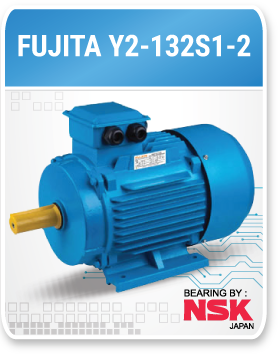 FUJITA Y2-132S1-2