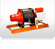 Electric Winch- PU