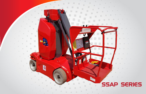 Self-Propelled Work Platform J Series