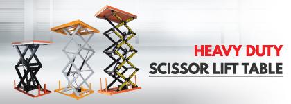 Shigemitsu Scissor Lift Table