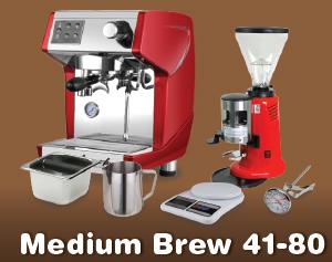 Medium Brew 41-80
