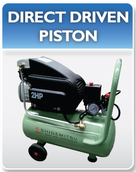 Direct Driven Piston Air Compressor