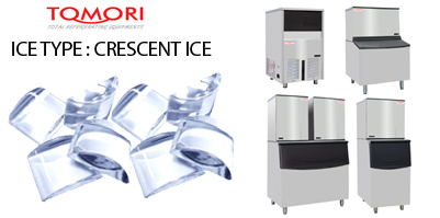 JM Series Crescent Ice Maker