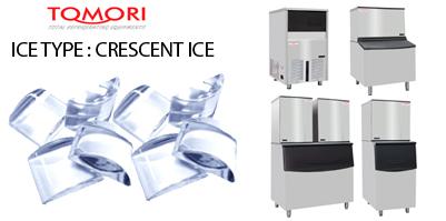 JM Series Crescent Ice Maker