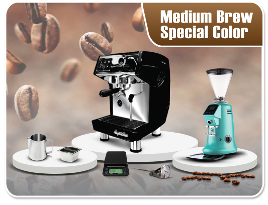 Medium Brew Special Color