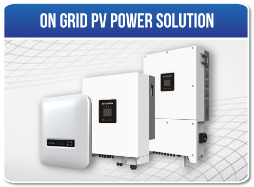 On Grid PV Power Solution