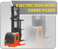 Electric High Level Order Picker