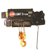 Low Head Type  Hoist