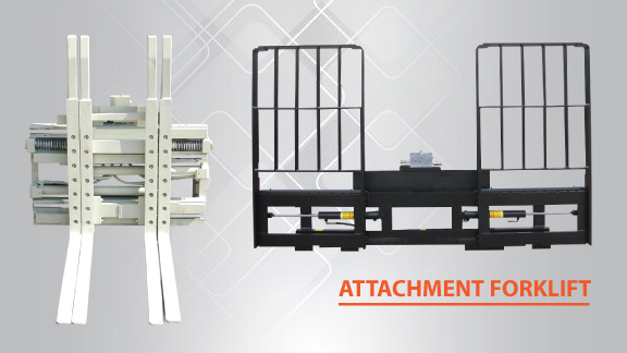 Attachment Forklift Bomac
