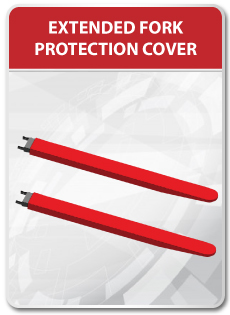 Extended Fork Protection Cover