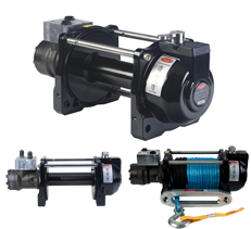 Hydraulic Winch (Power 0.6Ton - 4.5Ton)