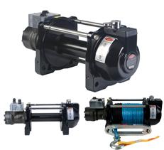 Hydraulic Winch (Power 0.6Ton - 4.5Ton)