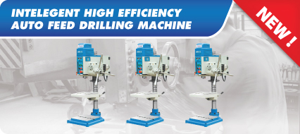 Intelegent High Efficiency Auto Feed Drilling Machine