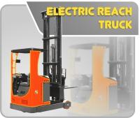 Electric Reach Truck