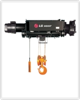 LG Hoist Double Rail Creep Speed