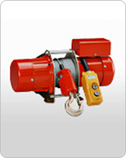 AC Winch TW Series