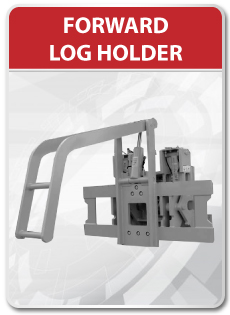 Forward Log Holder