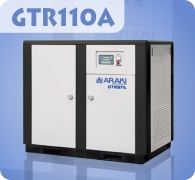 Araki Screw Compressor GTR110A