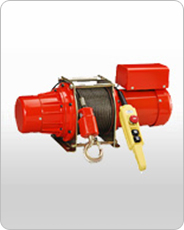 AC Winch JC Series