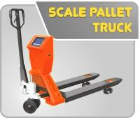 Scale Pallet Truck
