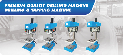 Premium Quality Drilling & Tapping Machine