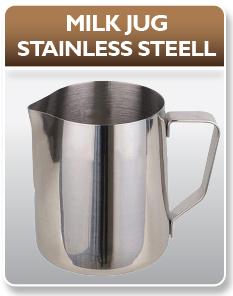 Milk Jug Stainless Steel