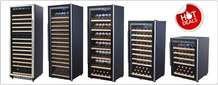 Steel Wine Storage