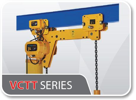VCTT Series Capacity 500Kg-10Ton