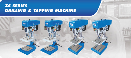 ZS Series Drilling & Tapping Machine