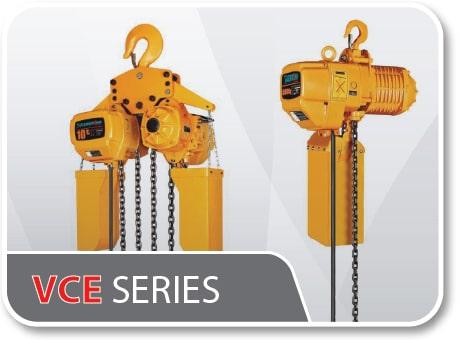 VCE Series Capacity 500Kg - 10Ton