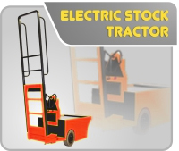 Electric Stock Tractor