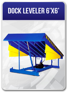 Dock Leveler 7x6