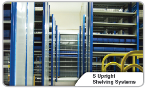 S Upright Shelving Systems
