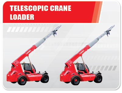 Telescopic Crane Loader