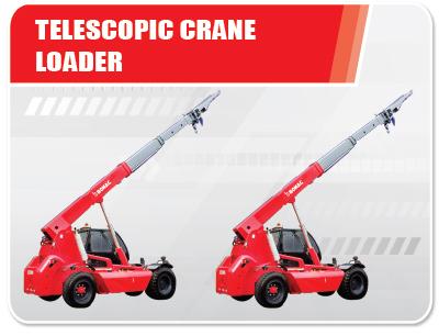 Telescopic Crane Loader