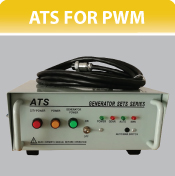 Jual ATS For PWM Series
