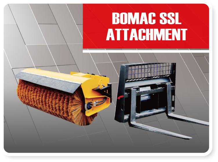 Bomac SSL Attachment
