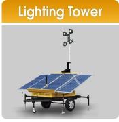 Jual Lighting Tower IWATA