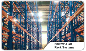 Narrow Aisle Rack Systems