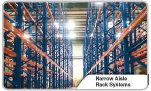Narrow Aisle Rack Systems