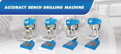 Accuracy Bench Drilling Machine