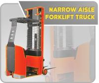 Narrow Aisle Forklift Truck