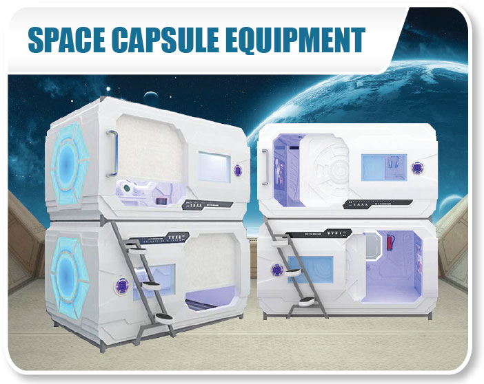 Space Capsule Equipment