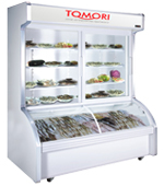 Luxury Dish Ordering Freezer & Cooler