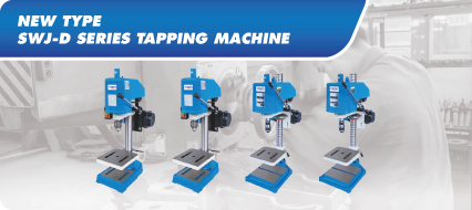 New Type SWJ-D Series Tapping Machine
